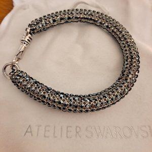 Atelier Swarovski Bolster Bracelet